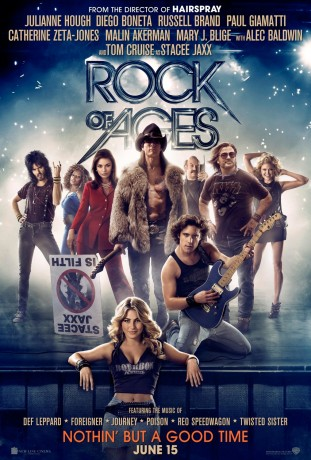 Rock of Ages 2012 filmas