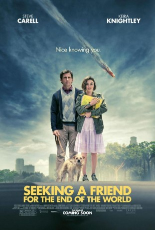 Seeking a Friend for the End of the World 2012 filmas