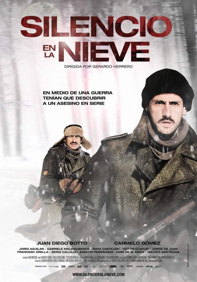 Silencio en la nieve 2012 filmas