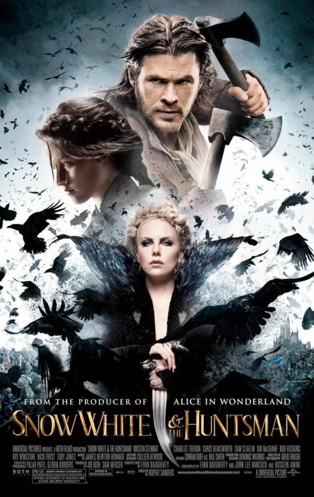 Snow White and the Huntsman 2012 filmas