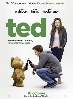 Ted 2012 filmas