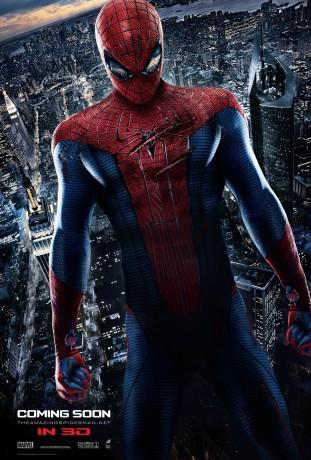 The Amazing Spider-Man 2012 filmas