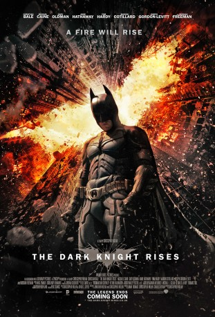 The Dark Knight Rises 2012 filmas