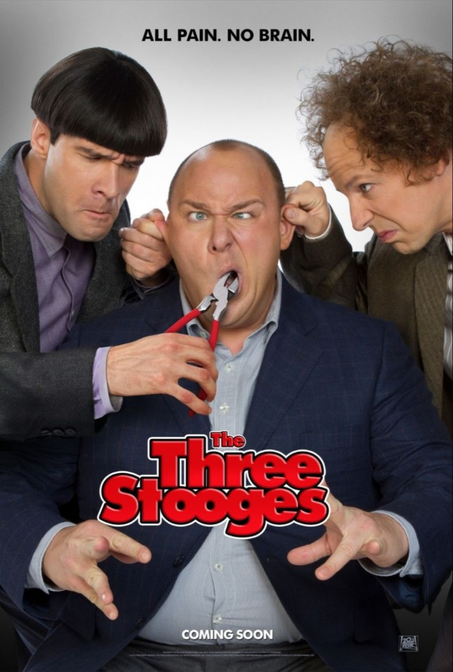 The Three Stooges 2012 filmas
