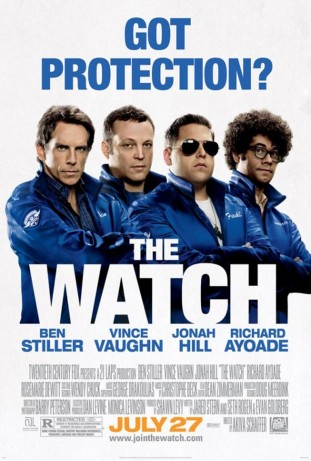 The Watch 2012 filmas