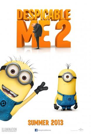 Despicable Me 2 2013 filmas
