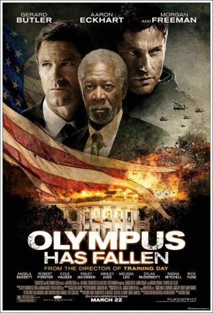 Olympus Has Fallen 2013 filmas