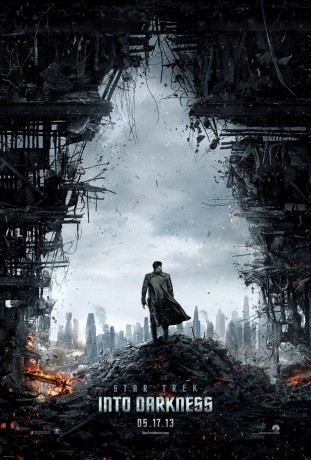 Star Trek Into Darkness 2013 filmas