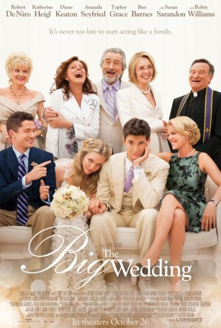The Big Wedding 2013 filmas