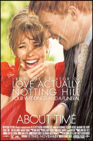 About Time 2013 filmas