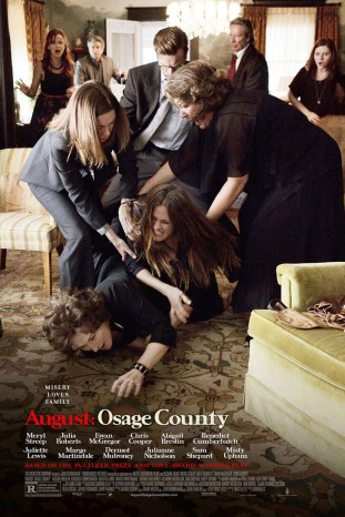 August Osage County 2013 filmas