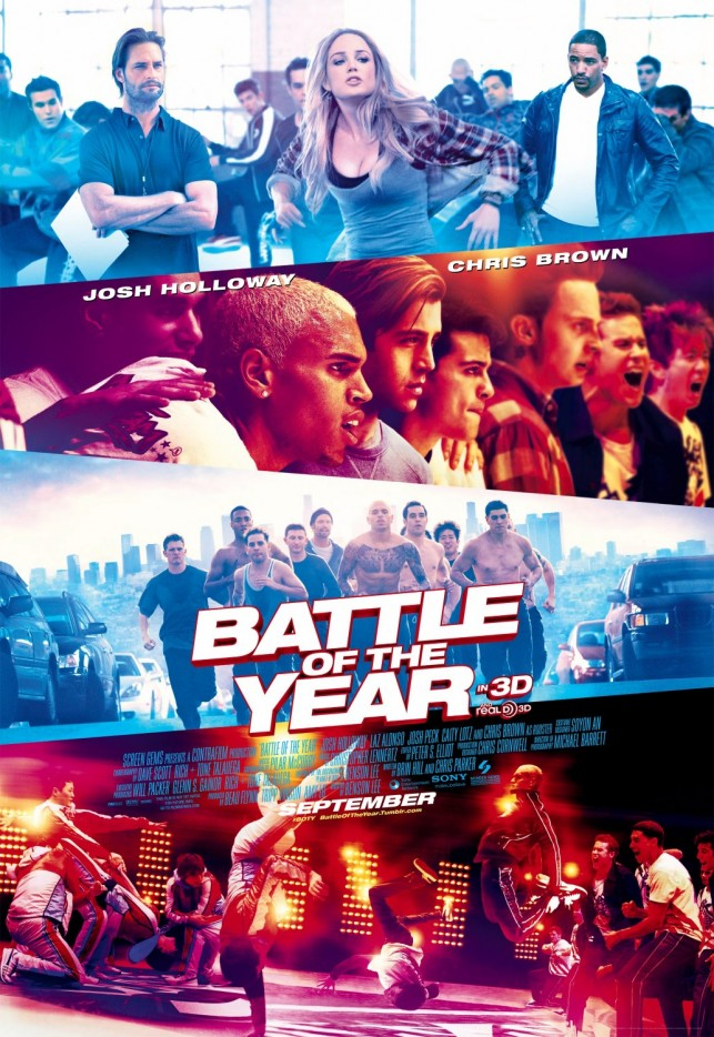 Battle of the Year 2013 filmas