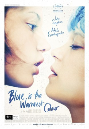 Blue is the Warmest Color 2013 filmas