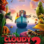 Debesuota, numatoma mėsos kukulių kruša 2 / Cloudy with a Chance of Meatballs 2