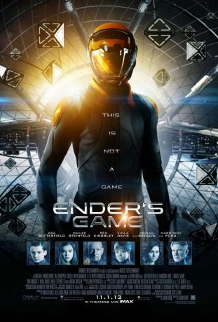 Enders Game 2013 filmas