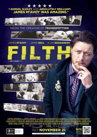 Filth 2013 filmas