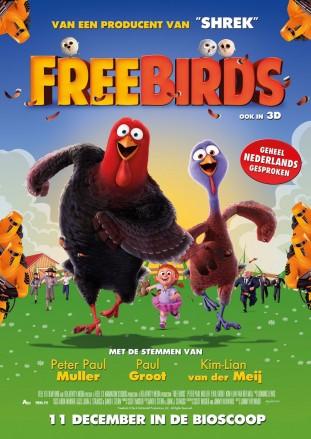 Free Birds 2013 filmas