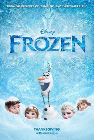 Frozen 2013 filmas