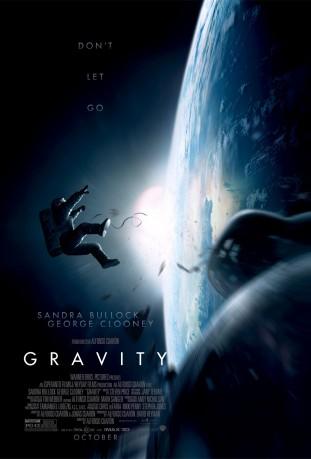 Gravity 2013 filmas