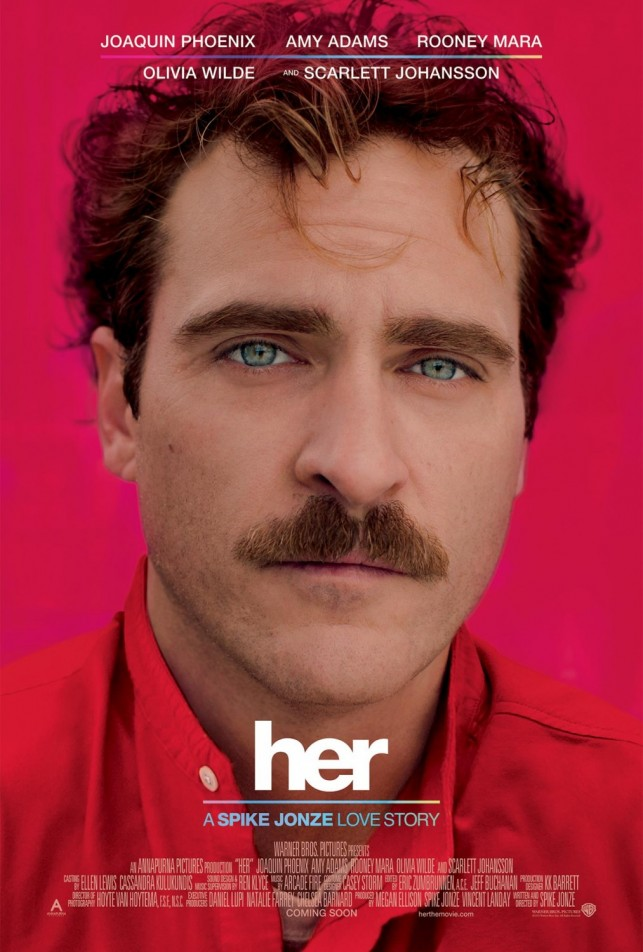 Her 2013 filmas
