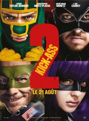 Kick-Ass 2 2013 filmas