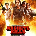 Mačetė žudo / Machete Kills