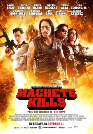 Machete Kills 2013 filmas