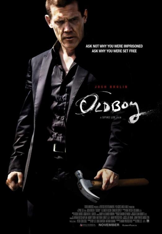 Oldboy 2013 filmas