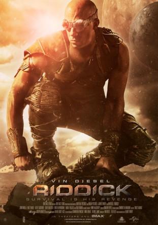 Riddick 2013 filmas