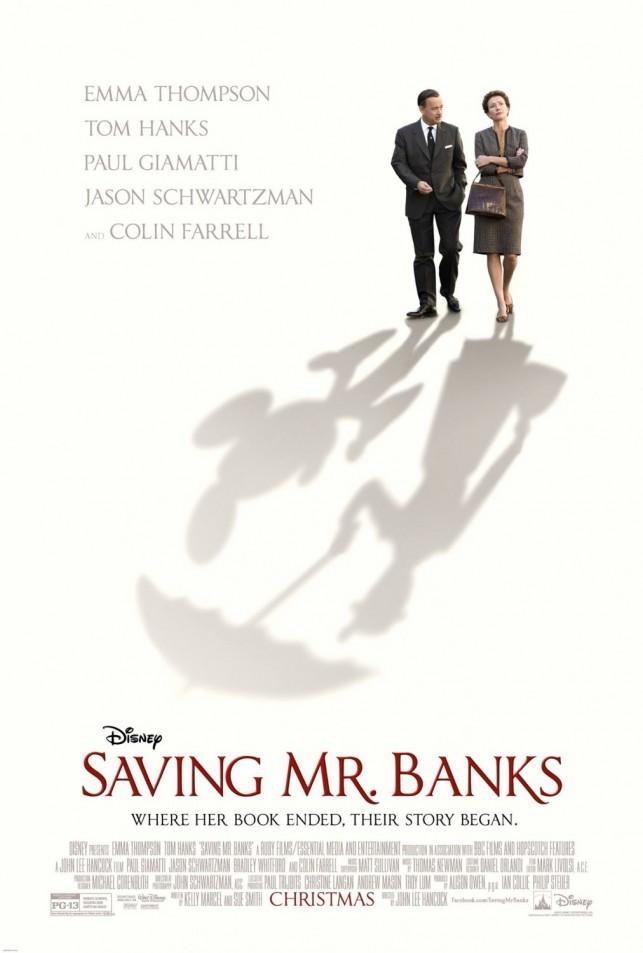 Saving Mr Banks 2013 filmas