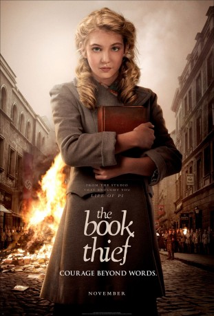 The Book Thief 2013 filmas