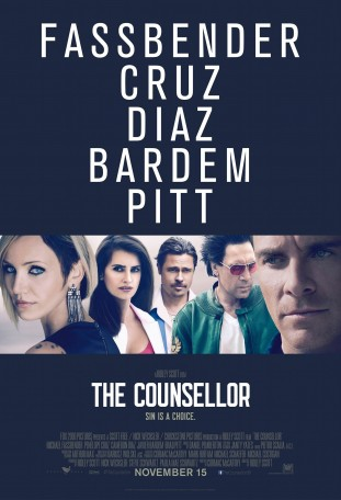 The Counselor 2013 filmas