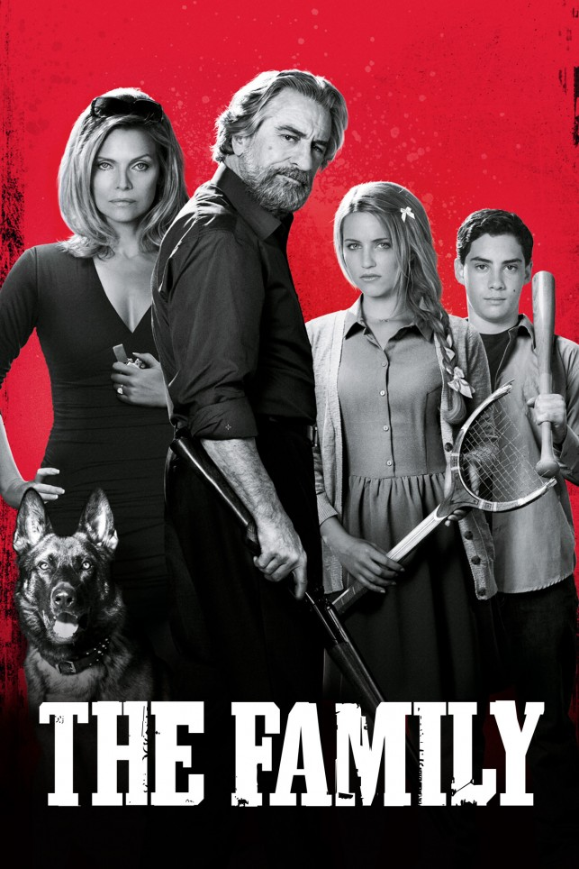 Re: Mafiánovi / Family, The (2013)