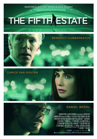 The Fifth Estate 2013 filmas
