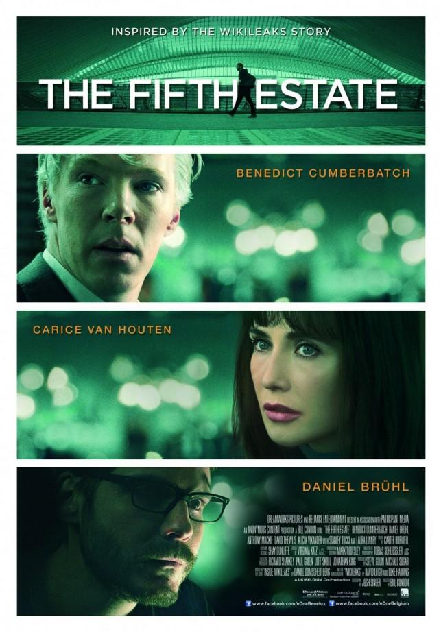 The Fifth Estate 2013 filmas