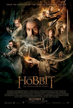 The Hobbit The Desolation of Smaug 2013 filmas