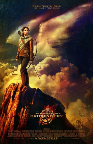 The Hunger Games Catching Fire 2013 filmas