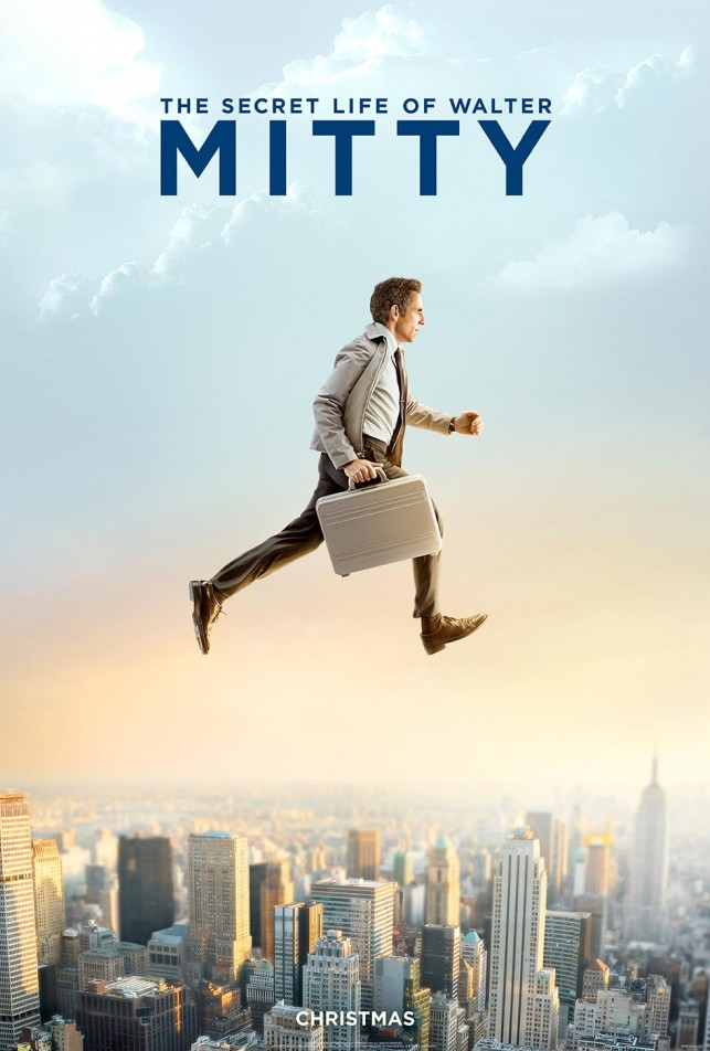 The Secret Life of Walter Mitty 2013 filmas