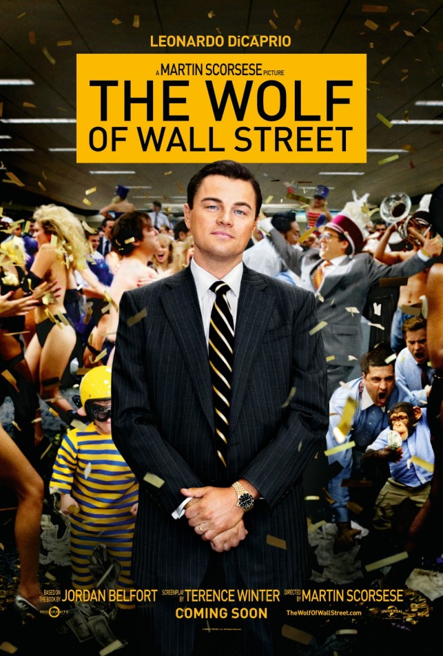 The Wolf of Wall Street 2013 filmas