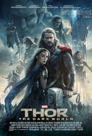 Thor The Dark World 2013 filmas