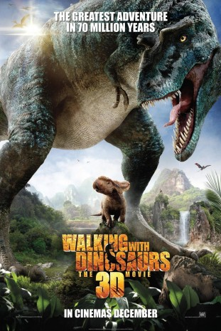Walking with Dinosaurs 2013 filmas