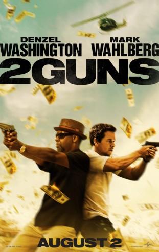 2 Guns 2013 filmas