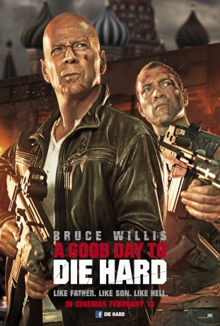 A Good Day to Die Hard 2013 filmas