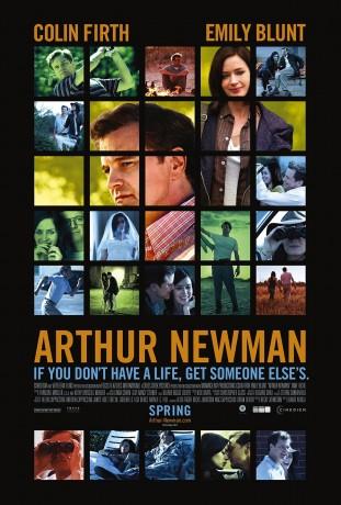 Arthur Newman 2013 filmas