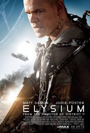 Elysium 2013 filmas