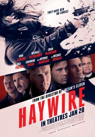 Haywire 2012 filmas