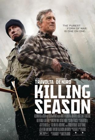 Killing Season 2013 filmas