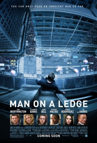 Man on a Ledge 2012 filmas