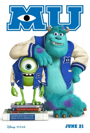 Monsters University 2013 filmas