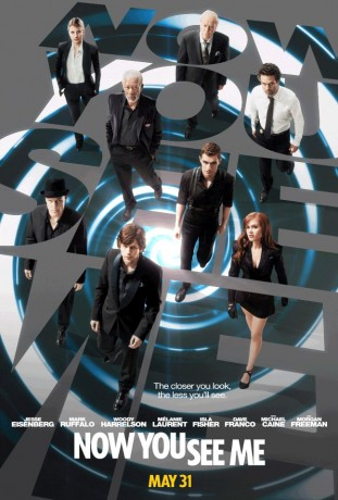 Now You See Me 2013 filmas